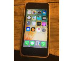 Vendo iPhone 5 de 32Gb Liberado