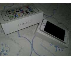 iPhone 5S 32Gb Antel Lte