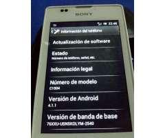 Sony Xperia E para Repuestos