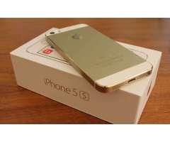 Iphone 5s 16gb Libre Sellado Caja  Accesorios