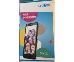 Pixi 4 Alcatel Linea Ancel