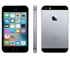 iPhone Se 64Gb Black Libre Todas Companias