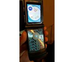 Motorola V3 Impecable Movistar