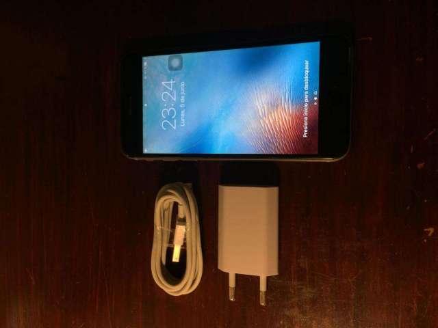 Iphone 6 128Gb Silver Black NO PERMUTO