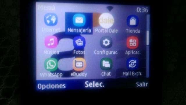 Celular Nokia para Ancel