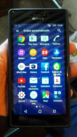 Solo Vendo Sony Xperia M2 Libre Lte