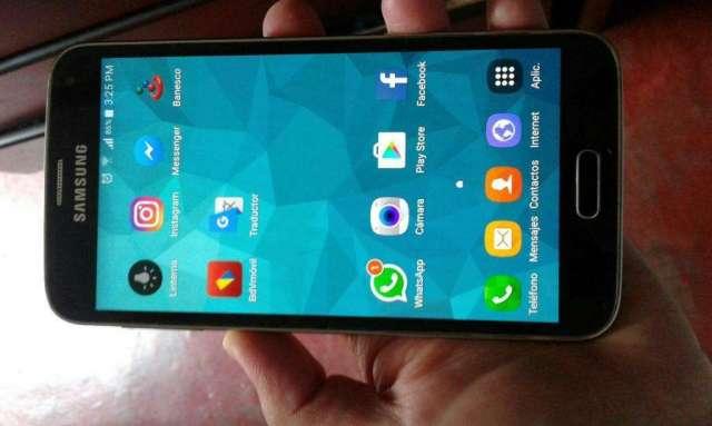 Samsung S5 Como Nuevo