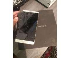 Huawei Mate8 Andando Todo!!
