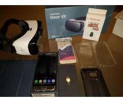 Samsung Galaxy S7 Edgegearvrmirascreen