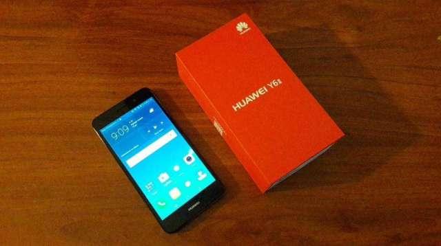 Huawei Y6 Ii Movistar Completo en Caja