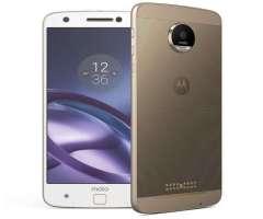 Motorola Moto Z dorado, 64GB