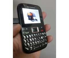 Motorola de Teclado Libre