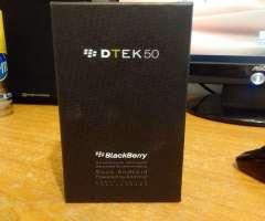 Vendo Blackberry DTEK50 con Sistema Operativo Android