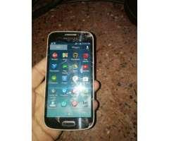 Samsung S4mini Libre Astillado Poco