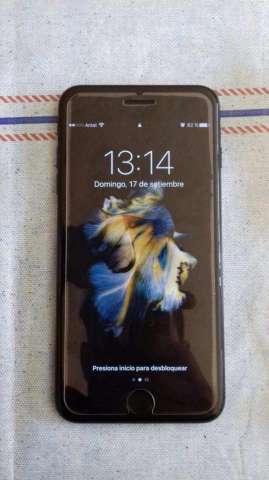 iPhone 7 Plus Antel 256Gb Negro Mate
