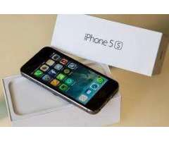 iPhone 5S Libre 16 Gb Impecable