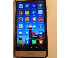 Huawei P8 Libre. Dorado Permuto
