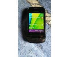 Vendo Nokia C 202 con Pantalla Tactil