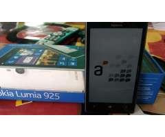Vendo Nokia Lumia 925