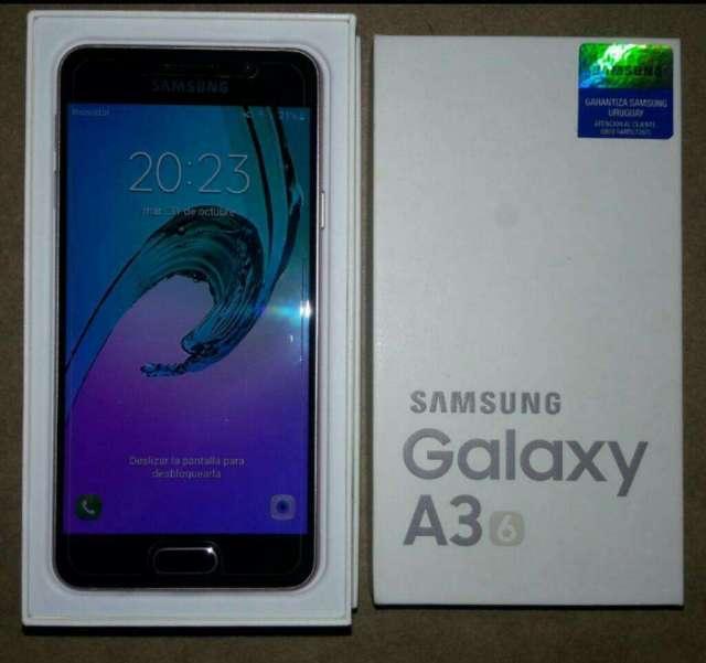 Samsung A3 2016 Como Nuevo