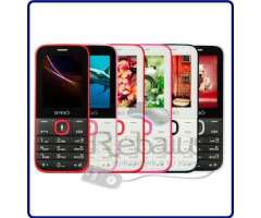 Celular Ipró 324f Dual Sim Libre Cámara Linterna Envios