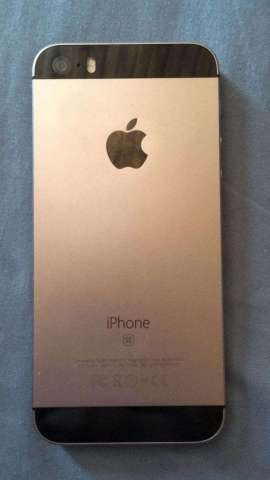 iPhone Se, 64Gb, Linea Antel!!