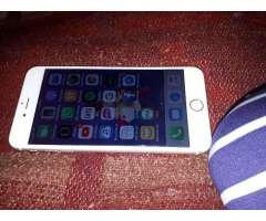 iPhone S6 Plus con Todos Los Accesorios