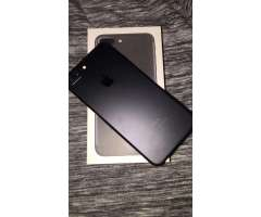 Vendo iPhone 7 Plus 256 Gb