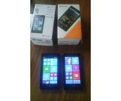 Dos Celulares Microsoft Lumia 435