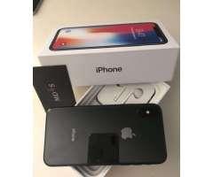 todo iphone x 256gb nuevo