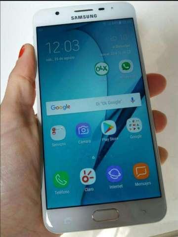Samsung J7 Prime Octacore Libre Huella