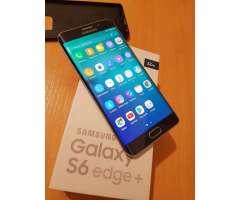 Samsung Galaxy S6 Edge Plus en Caja Libr