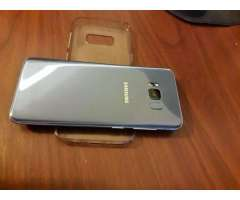 Samsung S8 poco uso
