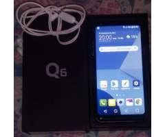 Vendo Celular Lg Electronic Q6 de 32 Gig