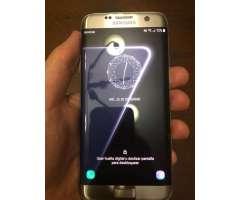 Samsung S7 Edge Silver  Oportunidad