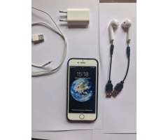iPhone 7 Silver 32 Gb