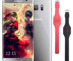 Samsung Galaxy S7 Edge Y Regalo