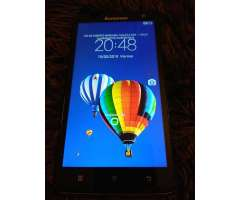 Vendo Celular Lenovo, Impecable