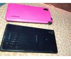 Tengo Celular Sony M4 Aqua Andando Impec