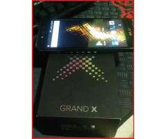 Grand X  Dual sim  Libre