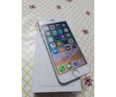 iPhone 6 de 64 Gigas Libre Bateria Nueva