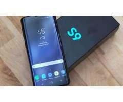 Vendo Samsung Galaxy S9 de 64gb