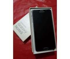 Samsung Note 5 64gb en Caja Permuto