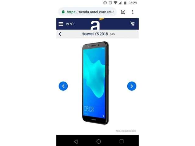 Huawei Y5 2018 Ancel Son 2 Celular
