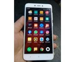 Vendo Xiaomi 4x de 3 de Ram Y 32 de Alm