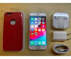 iPhone 6S 64Gb con Accesorios Libre