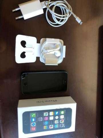 iPhone 5S 32 Gigas Como Nuevo!!!!