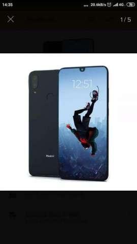 Xiaomi Note 7 32gb 3gb 48mp Cámara