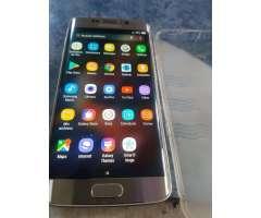 Samsung S6 Edge Doradonuevo sin Detalles
