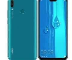 Huawei Y9 2019 6.5' 64/3gb 13mp/2mp/16mp  Powerbank Regalo